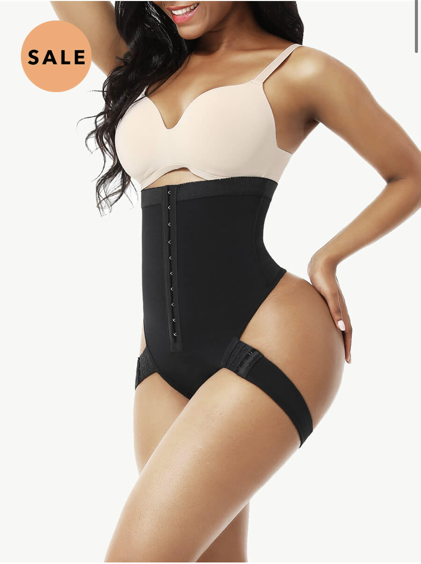 Sculptshe Butt Lifter Tummy Control with Adjustable Strap